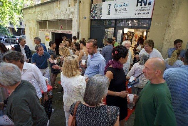 Evènements à La galerie d'art ESDAC sur Aix-en-Provence