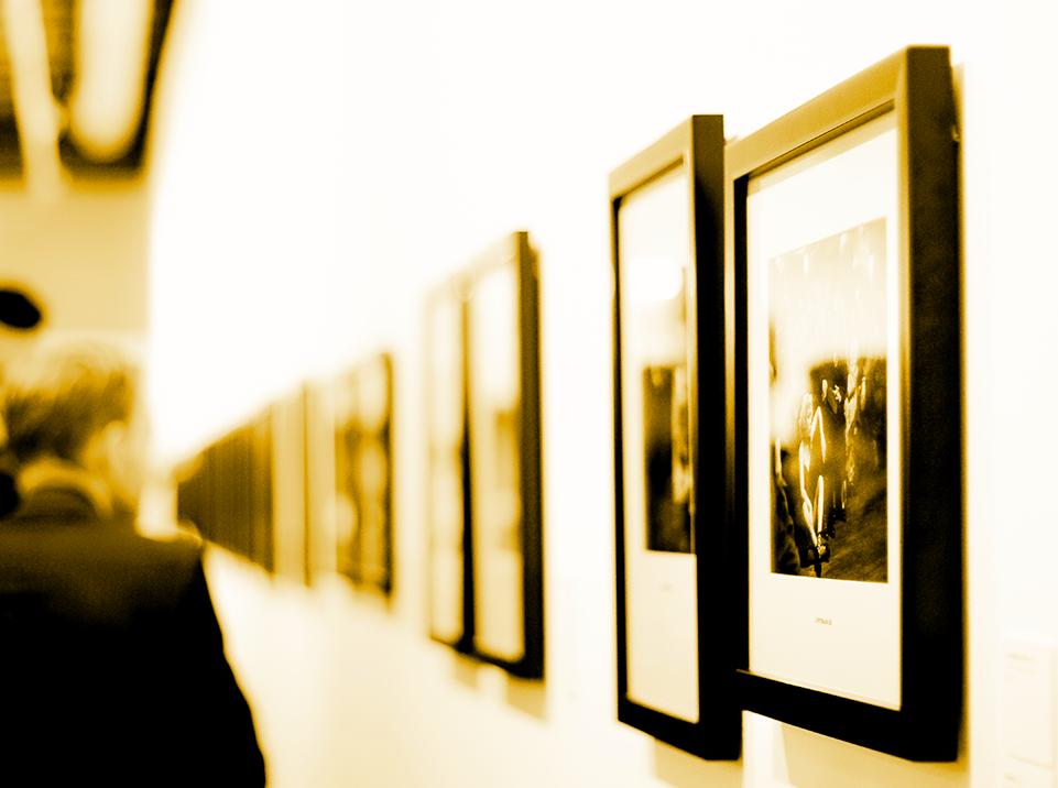 expositions collectives à La galerie d'art ESDAC sur Aix-en-Provence