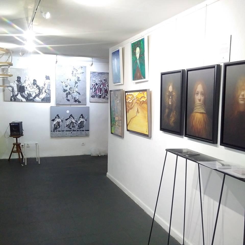 Expositions à La galerie d'art ESDAC sur Aix-en-Provence