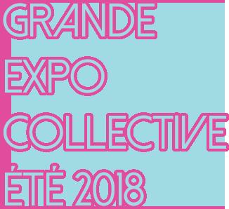 La grande expo d'été à la galerie d'art ESDAC Aix-en-Provence