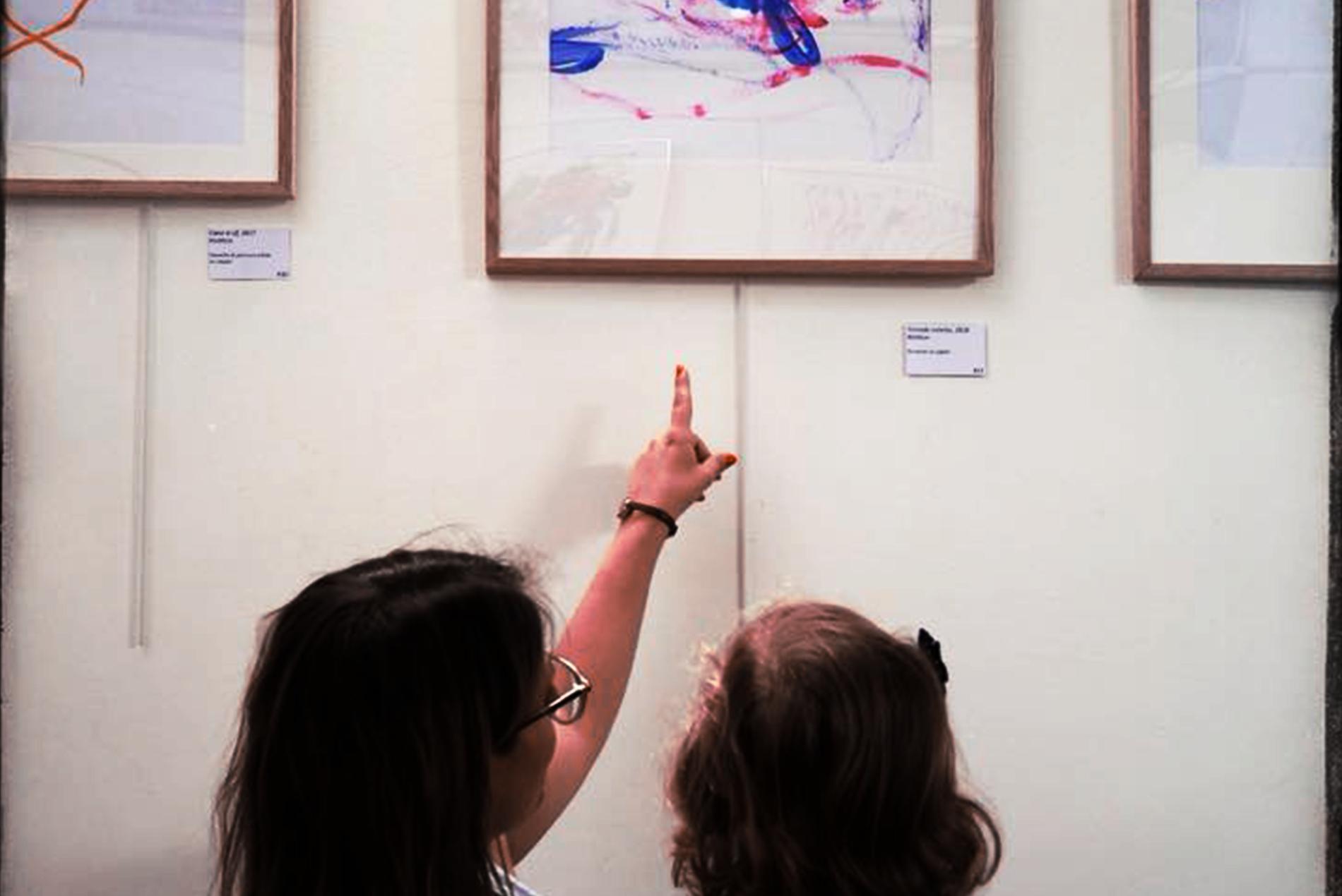 Exposition Baby art à La galerie d'art ESDAC sur Aix-en-Provence