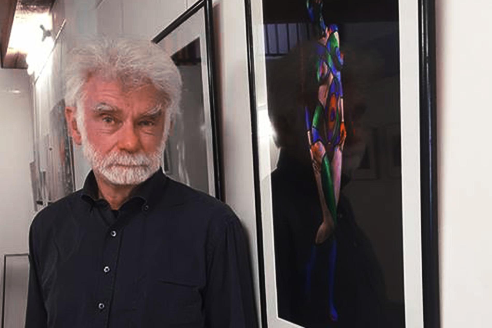 Peter Bishop à La galerie d'art ESDAC sur Aix-en-Provence