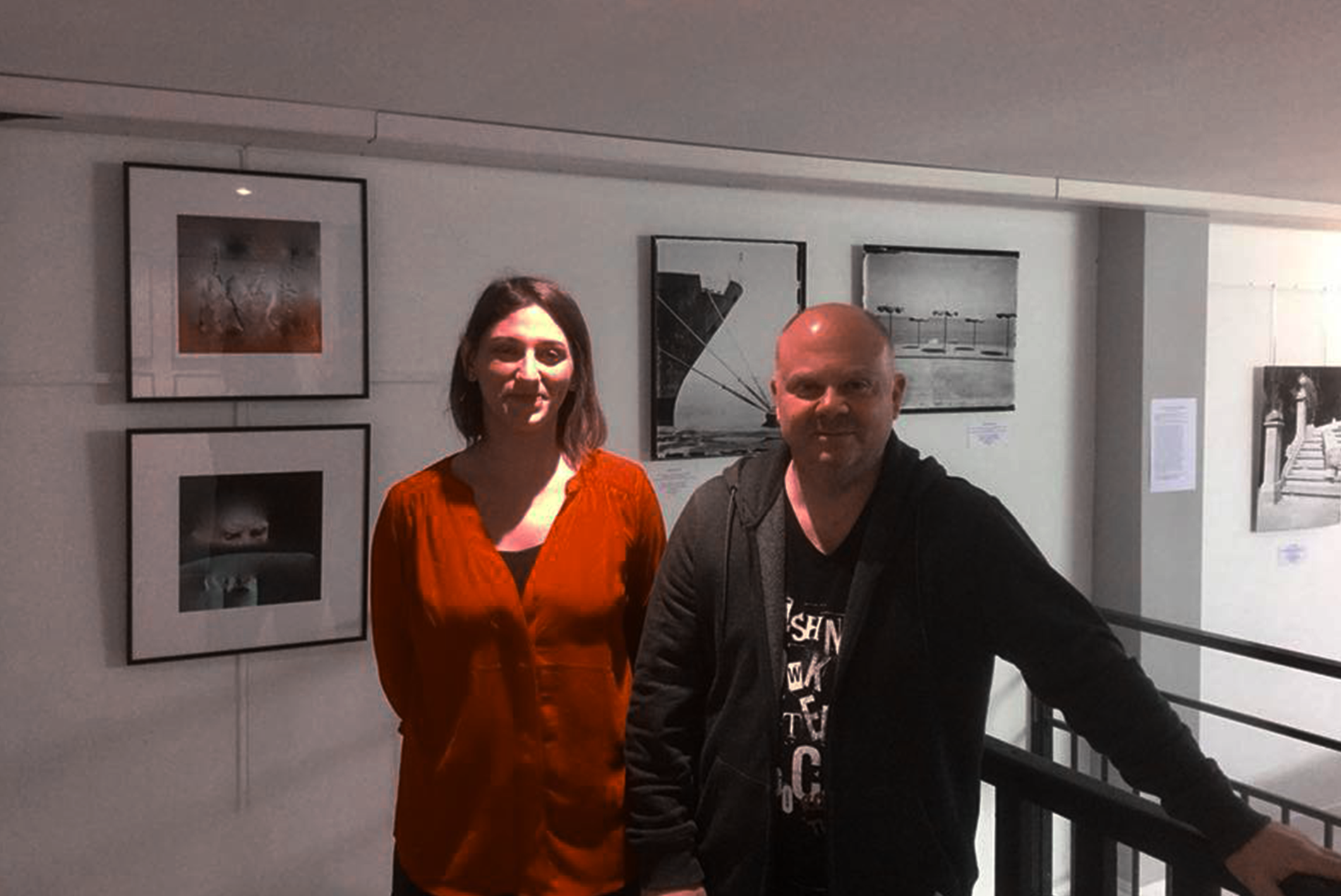 Collaborateurs de La galerie d'art ESDAC sur Aix-en-Provence