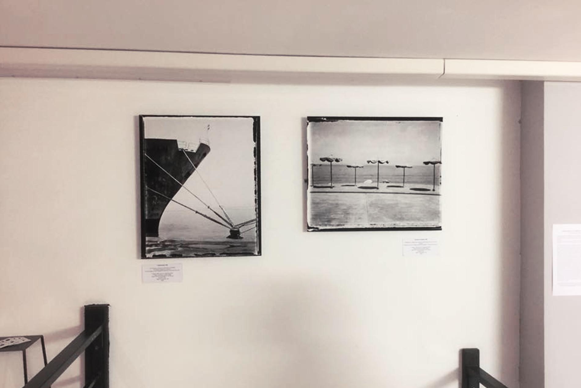 Exposition de La galerie d'art ESDAC sur Aix-en-Provence