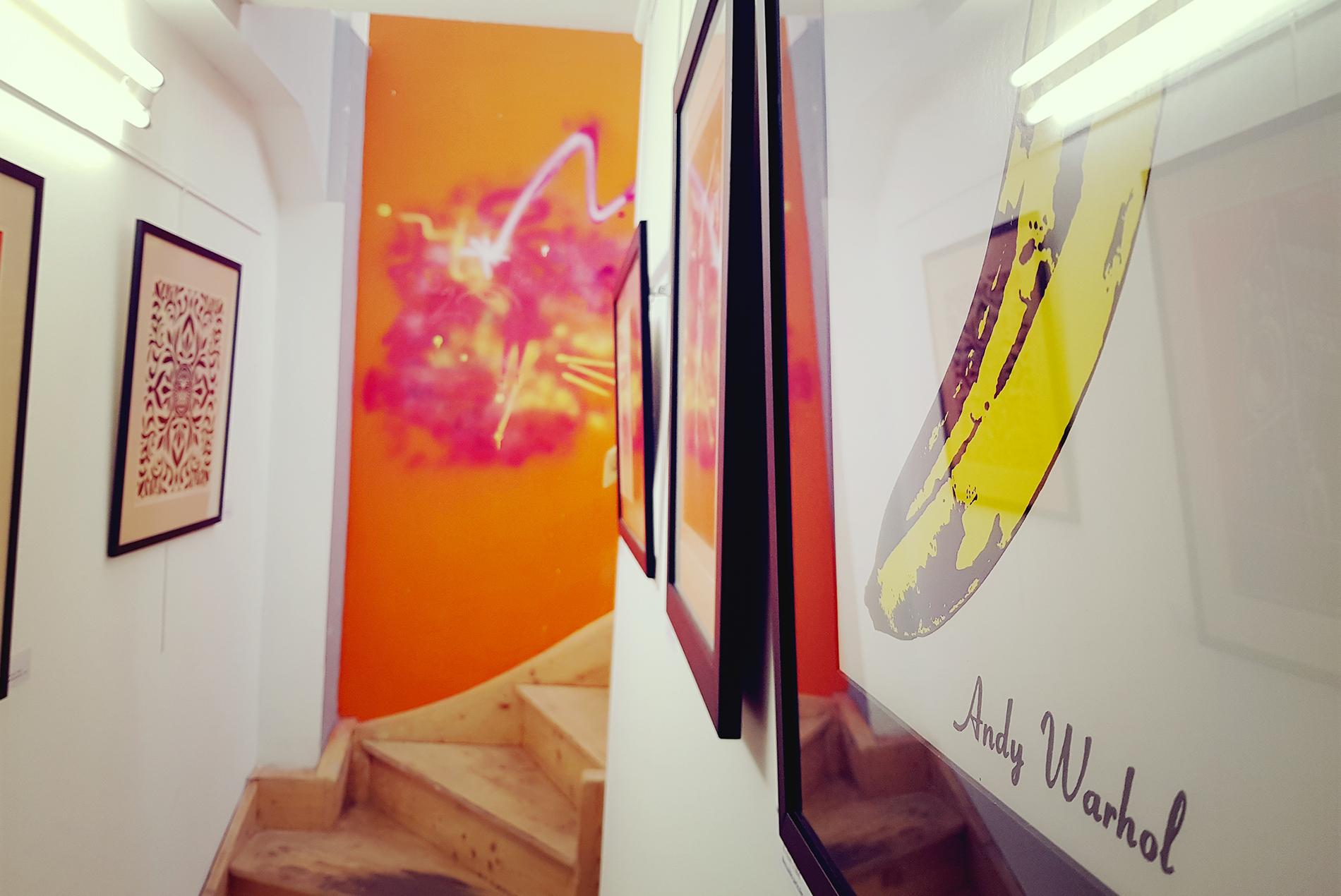 La galerie ESDAC Aix-en-Provence