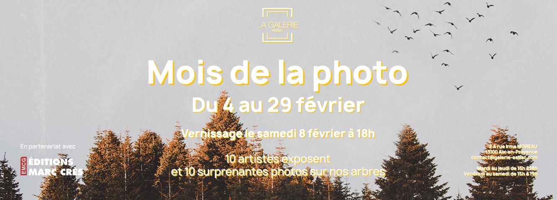 Mois de la photographie à la galerie d'art ESDAC à Aix-en-Provence